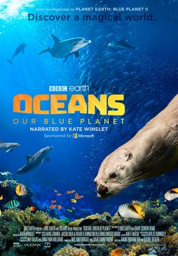 Poster Image for Oceans Our Blue Planet
