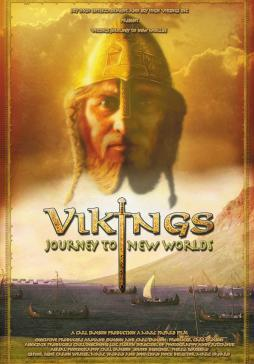 Poster for the movie Vikings: Journey to New Worlds
