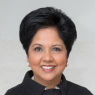 Photo of Indra K. Nooyi