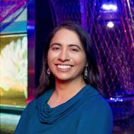 Dr. Jayatri Das, Chief Bioscientist at The Franklin Institute