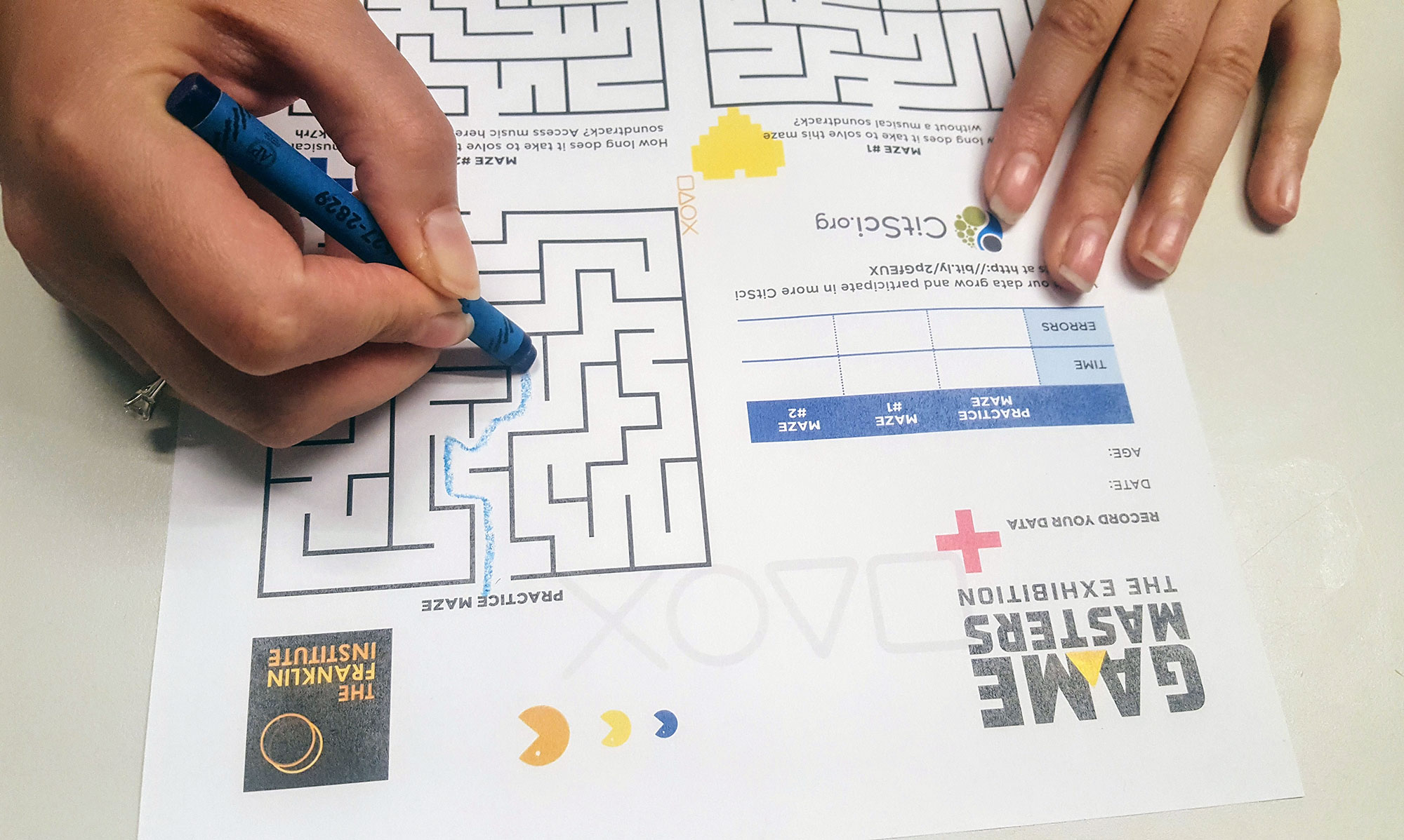 Join the Game Masters Citizen Science Project