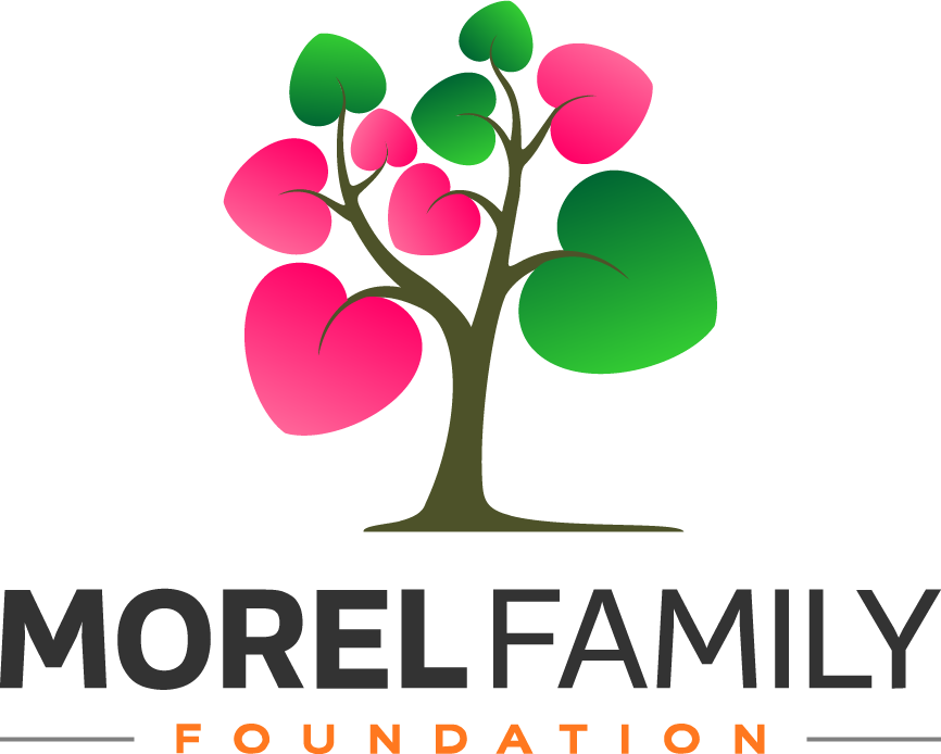 The Morel Family Foundation Logo