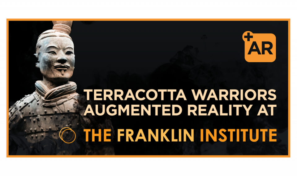 Terracotta Warriors Augmented Reality