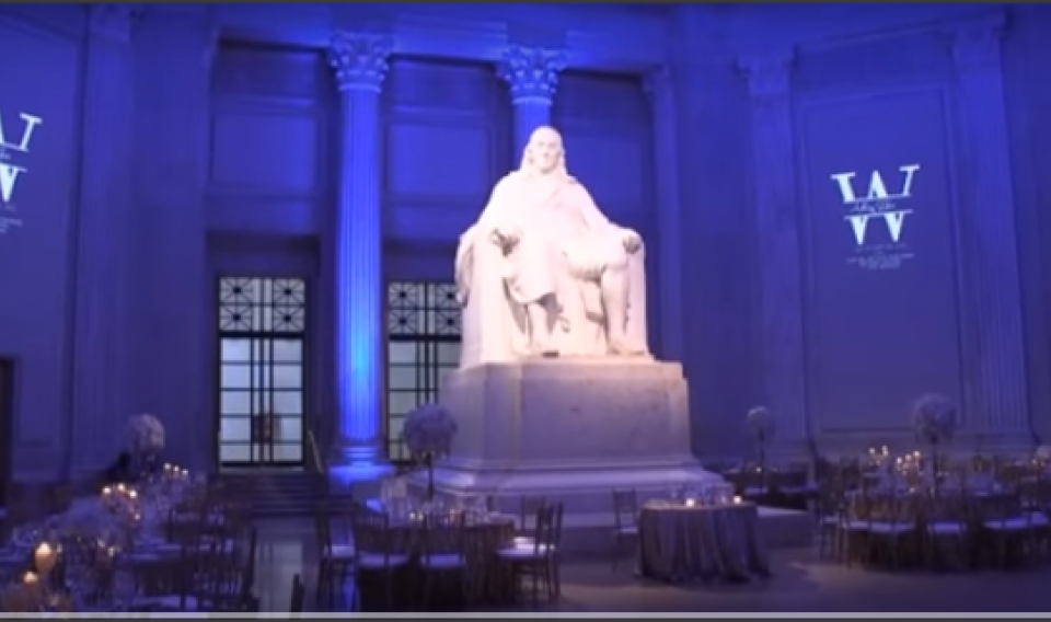 Event Video for The Franklin Institute