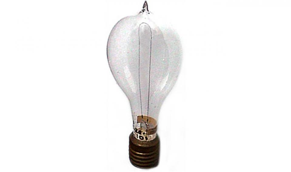 Photo of Edison't Light Bulb