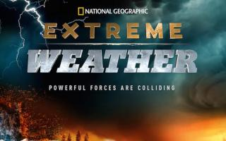 Extreme Weather IMAX Poster