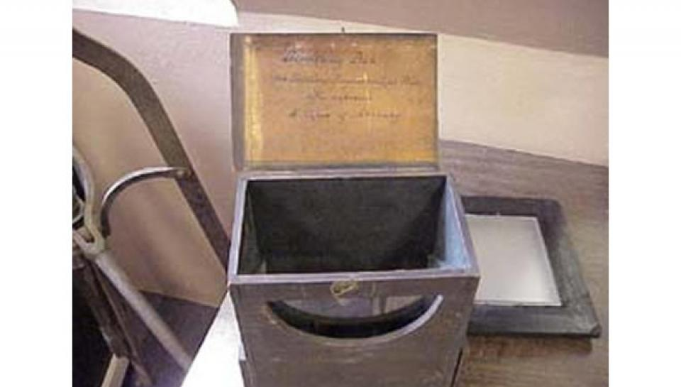 Photo of the Developing Box.
