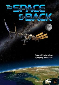 To Space & Back Movie Poster